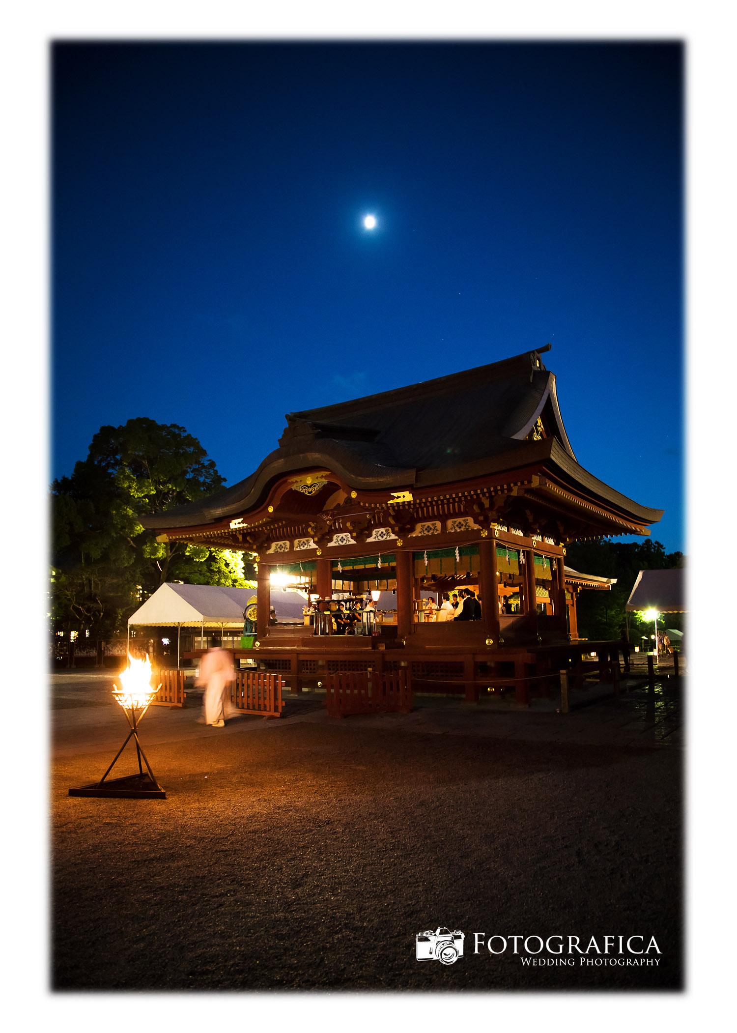 鎌倉-鶴岡八幡宮挙式-結婚式の出張撮影